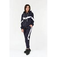 Женский спортивный костюм 302 т-синий